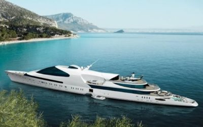 THE M/Y YAS, LUXURY MADE YACHT
