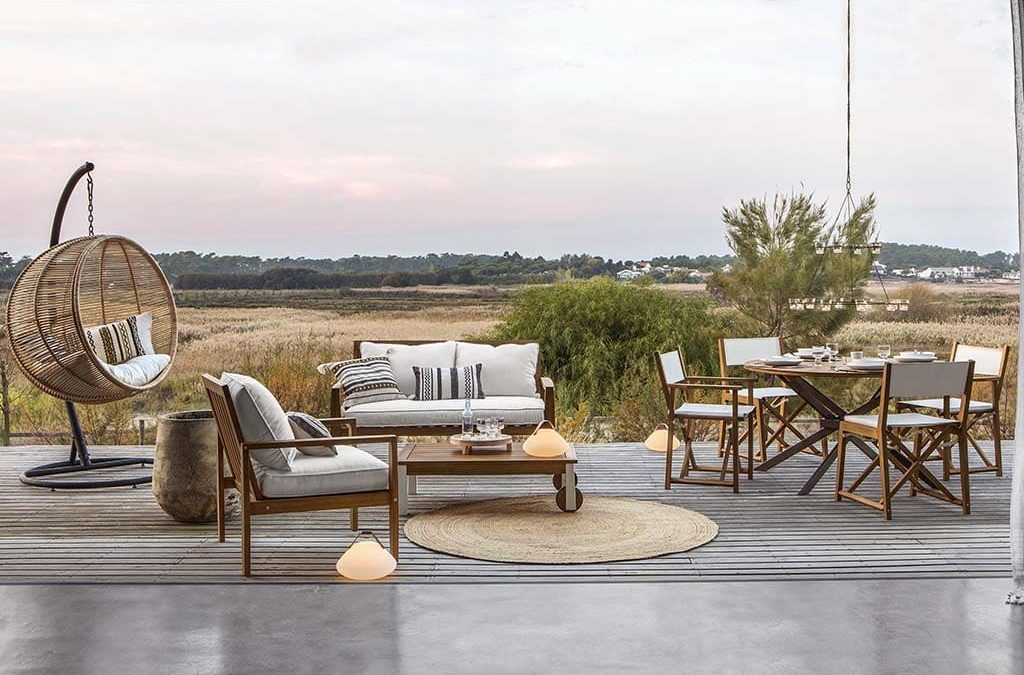 Terrace Decoration: 8 Ideas for this 2021